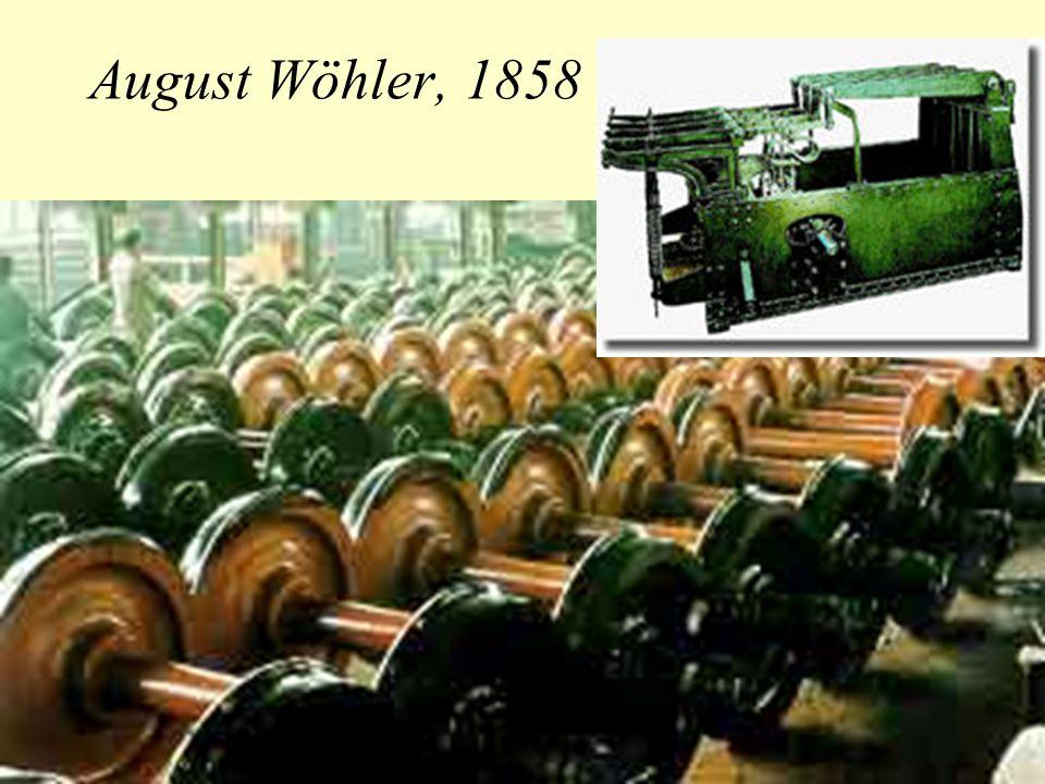 August Wöhler, 1858