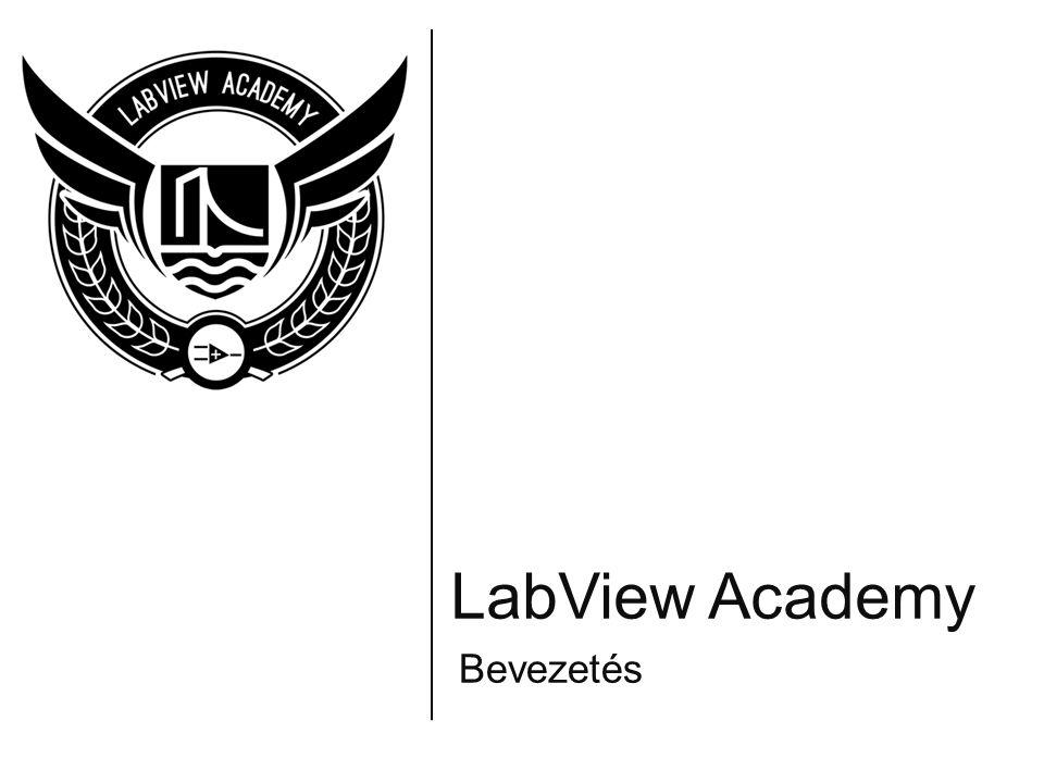 LabView Academy Bevezetés