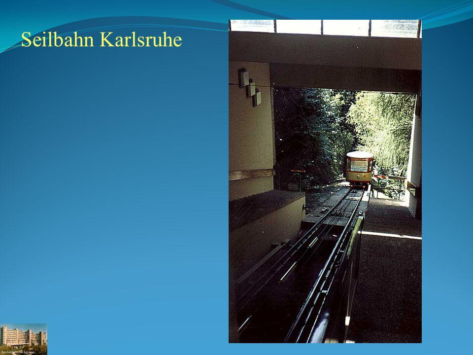 Seilbahn Karlsruhe