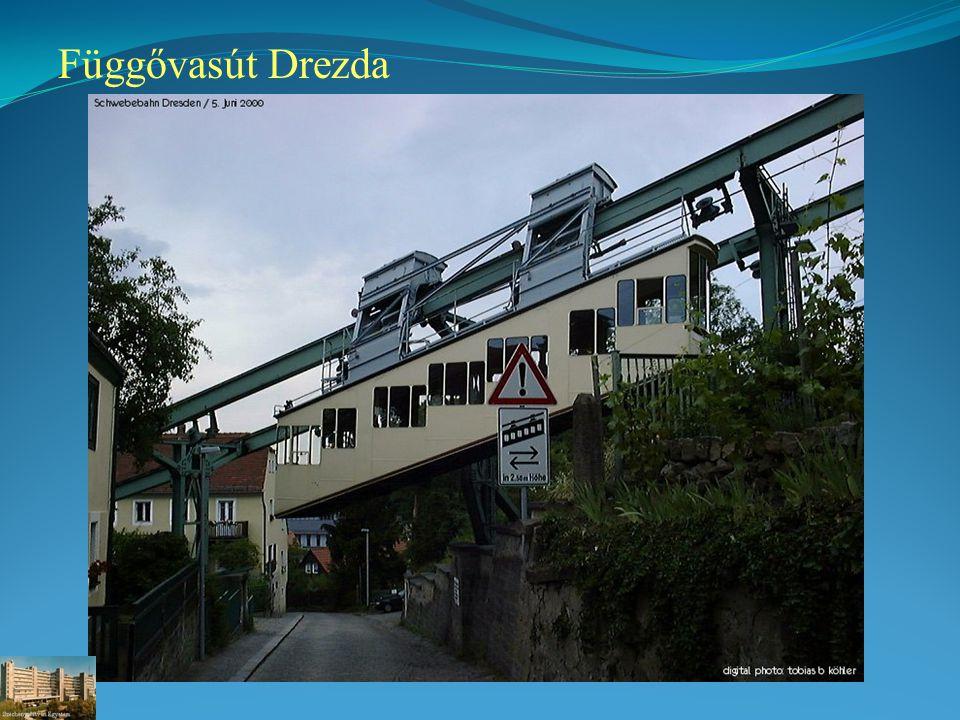 Függővasút Drezda