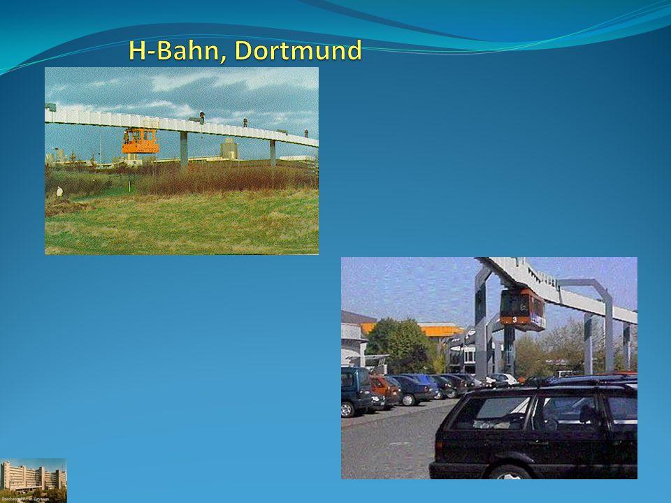 H-Bahn, Dortmund