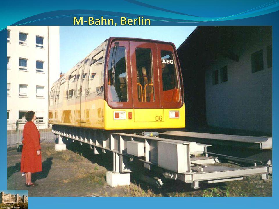 M-Bahn, Berlin
