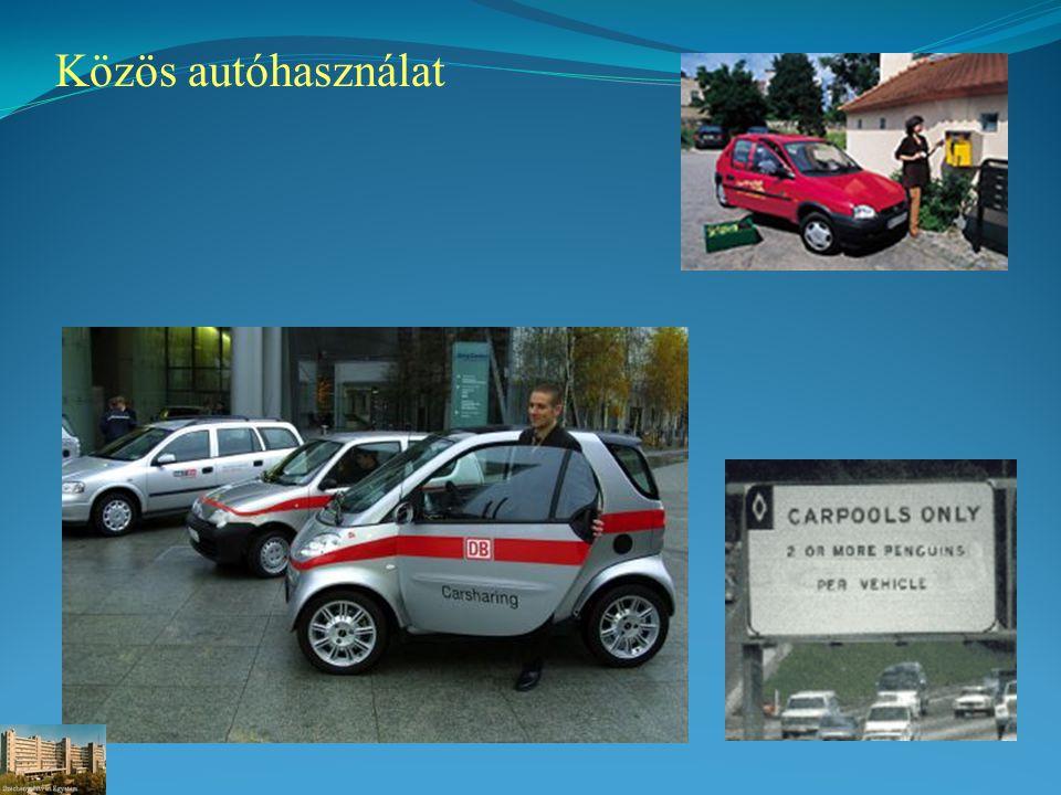 Közös autóhasználat