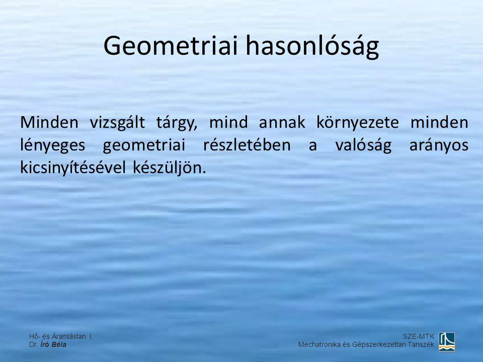 Geometriai hasonlóság