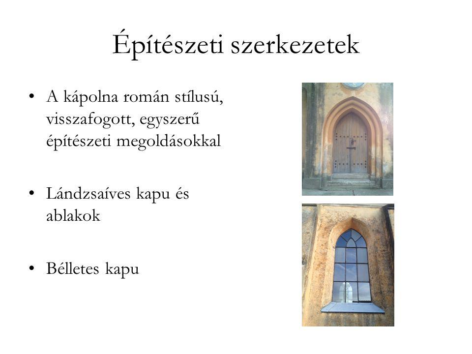 Építészeti szerkezetek