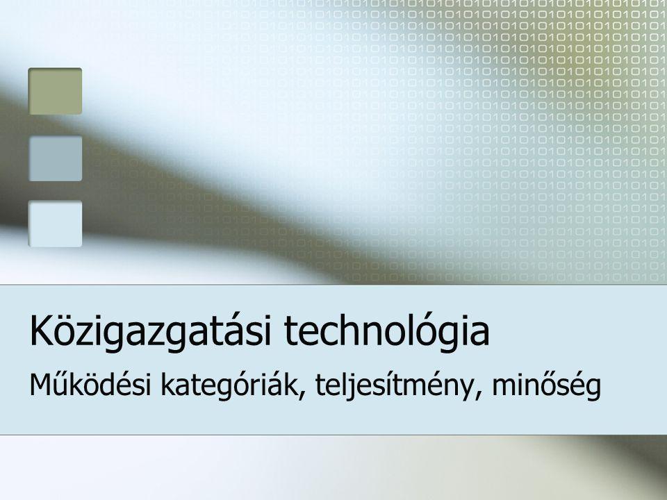Közigazgatási technológia