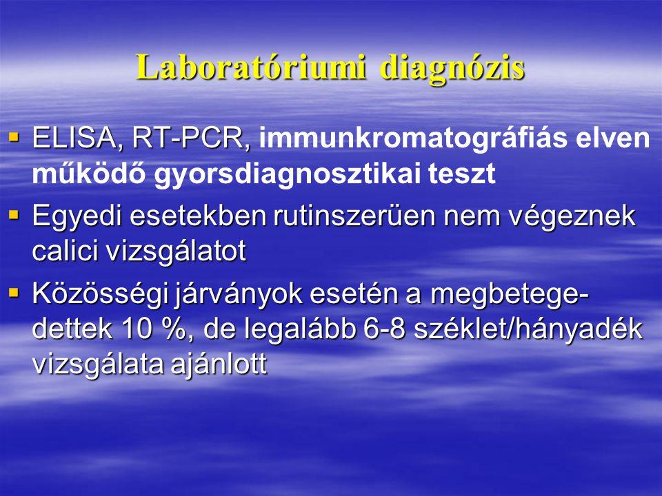 Laboratóriumi diagnózis