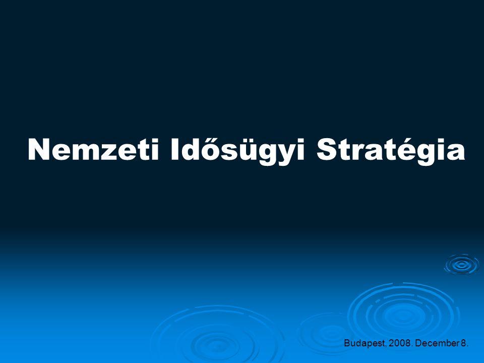 Nemzeti Idősügyi Stratégia