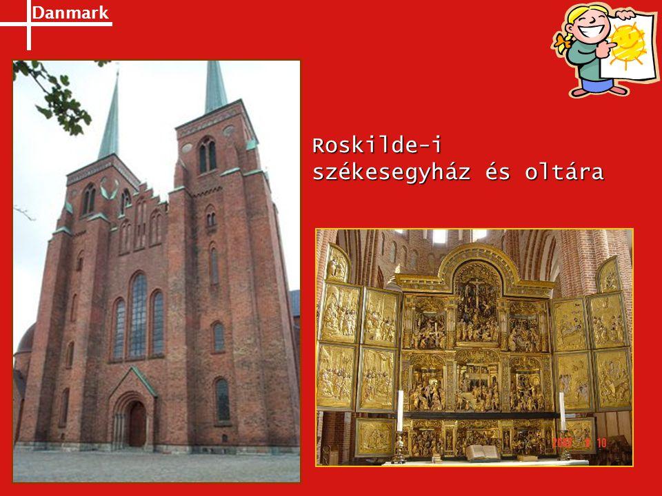 Roskilde-i székesegyház és oltára