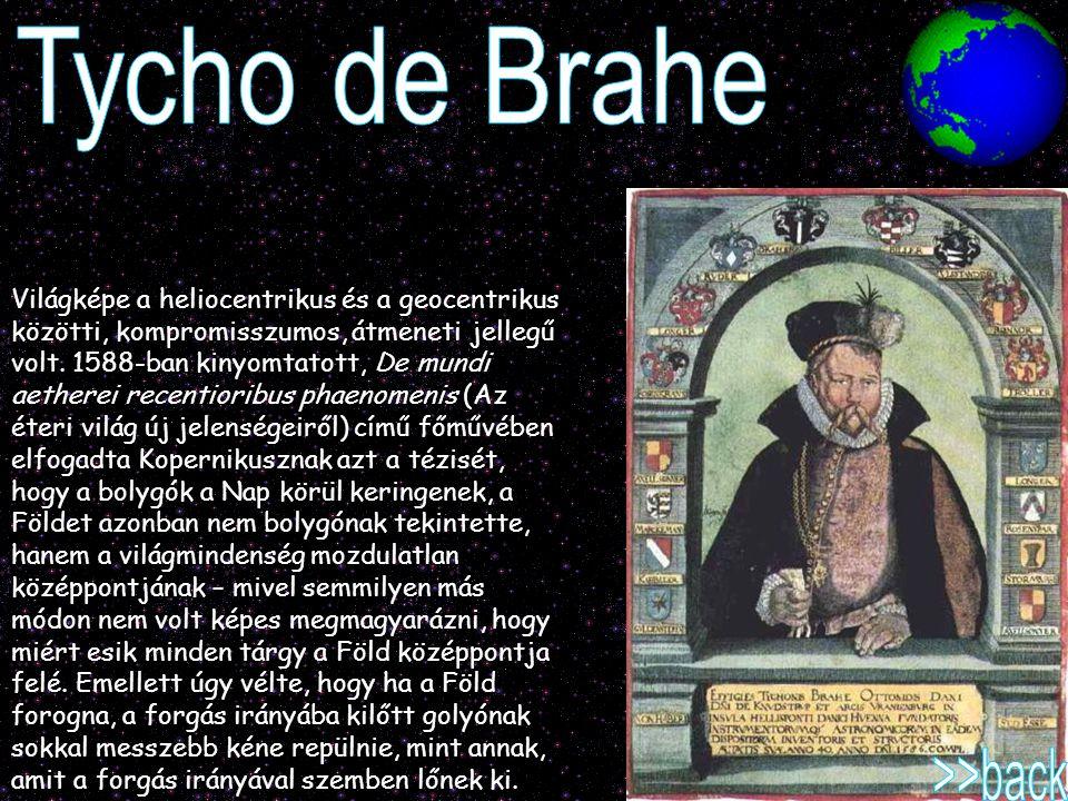 Tycho de Brahe >>back