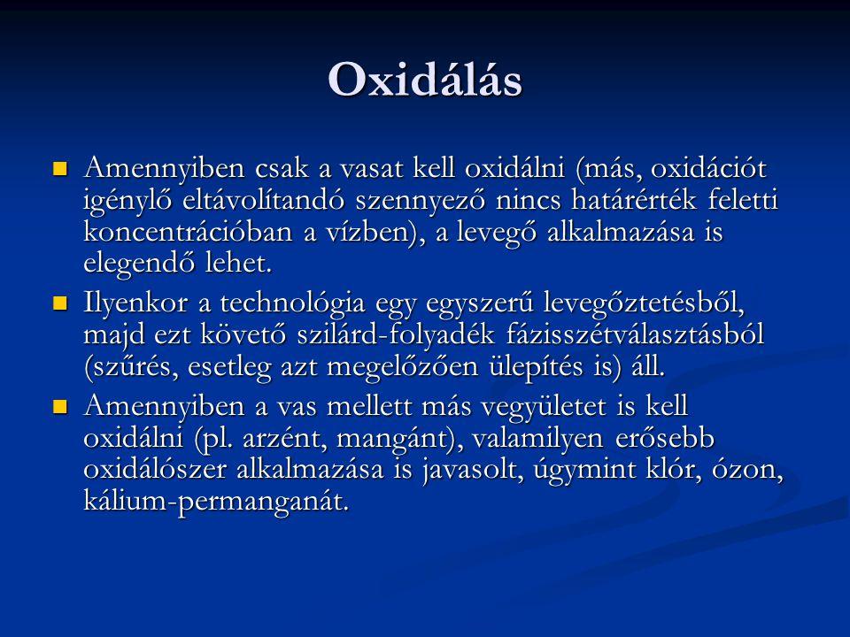Oxidálás