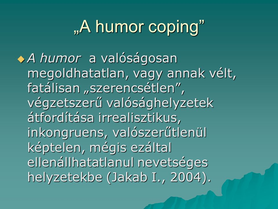 """A humor coping"