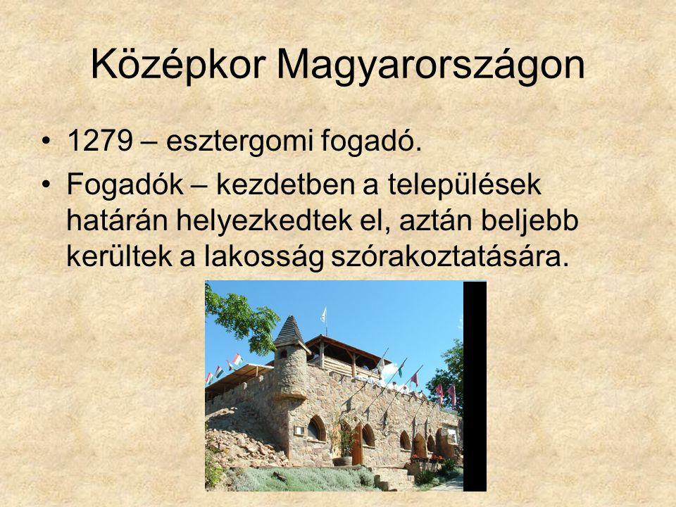 Középkor Magyarországon
