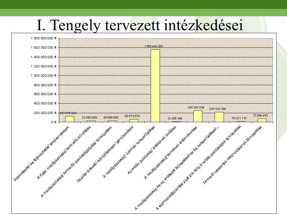 I. Tengely tervezett intézkedései