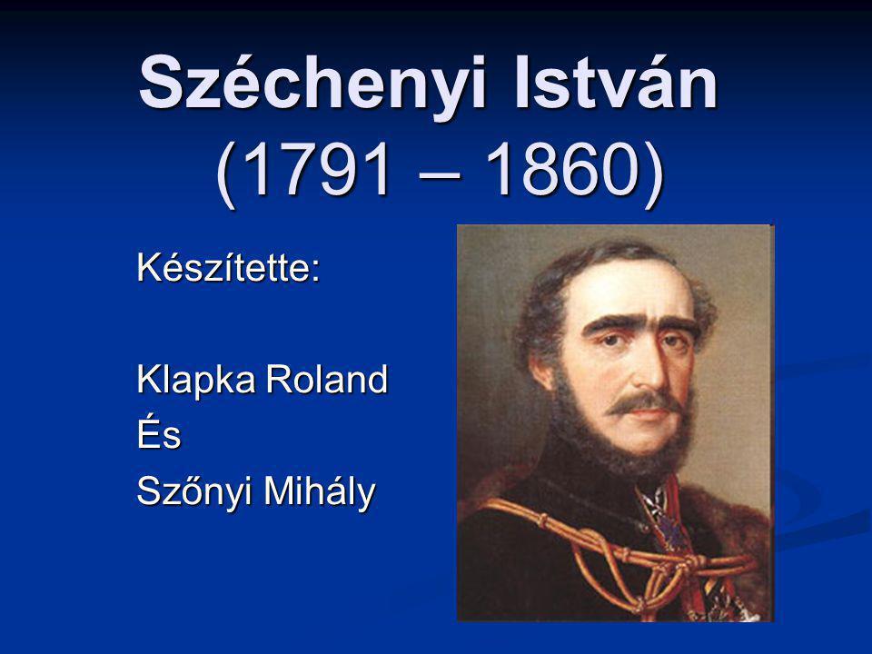 Készítette: Klapka Roland És Szőnyi Mihály