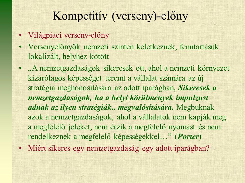 Kompetitív (verseny)-előny