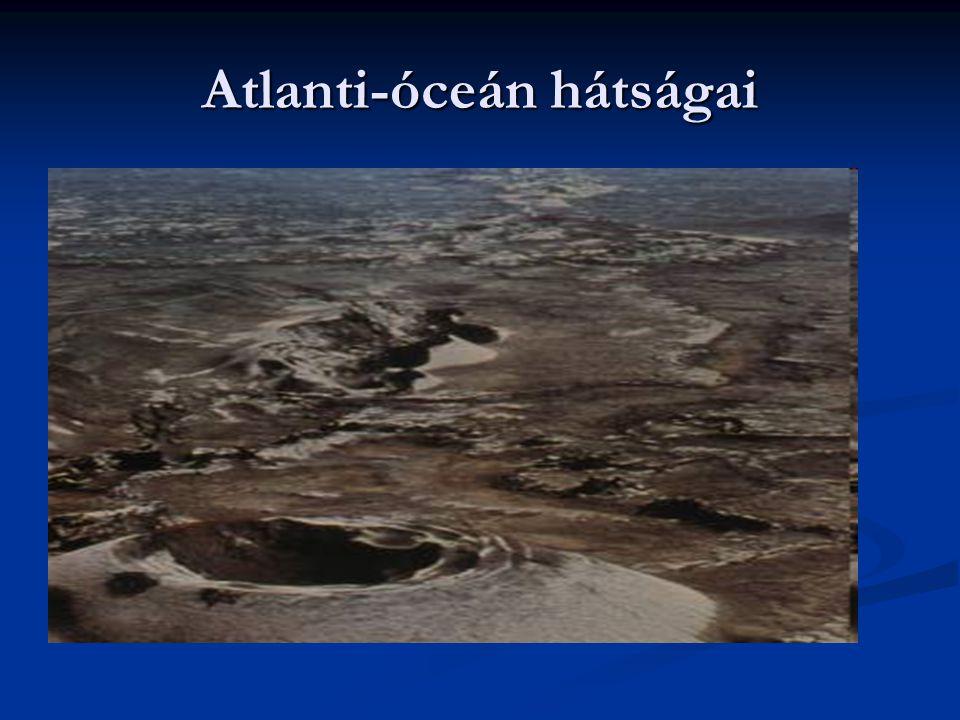 Atlanti-óceán hátságai