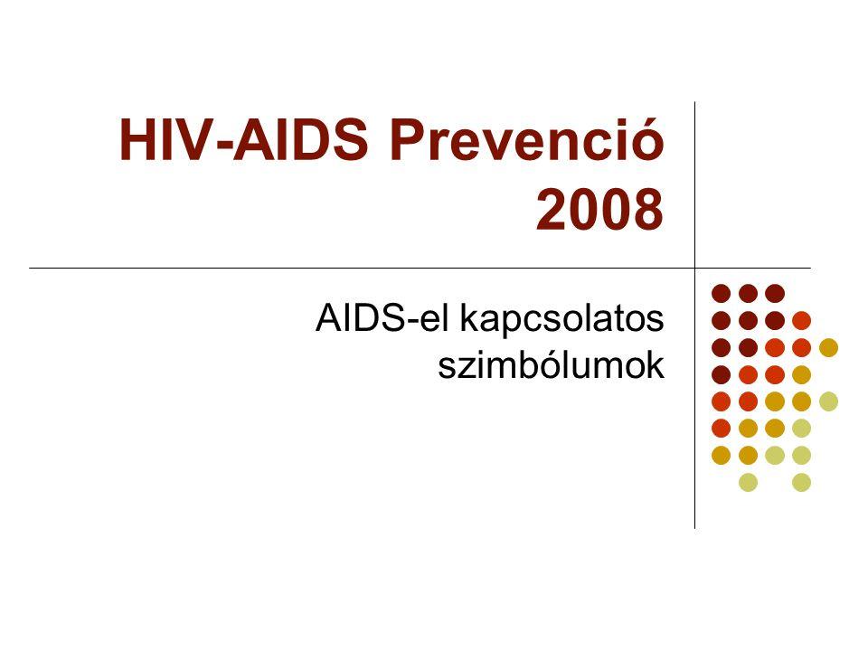 AIDS-el kapcsolatos szimbólumok