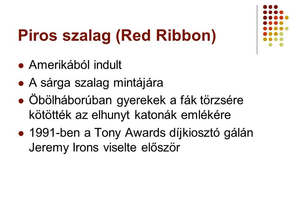 Piros szalag (Red Ribbon)