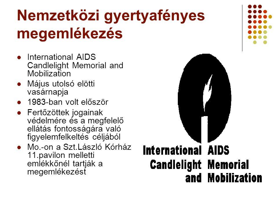 Nemzetközi gyertyafényes megemlékezés