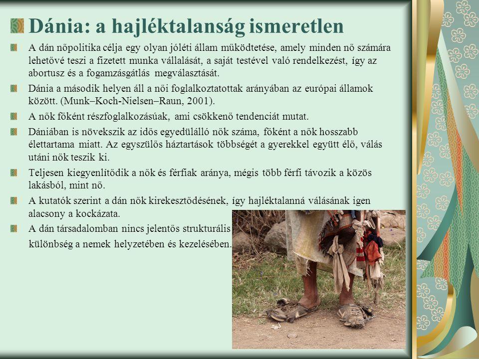 Dánia: a hajléktalanság ismeretlen