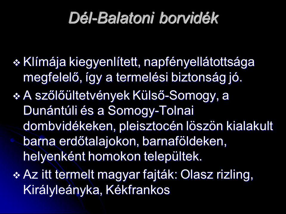 Dél-Balatoni borvidék