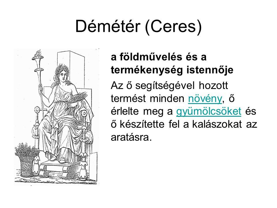 Démétér (Ceres)