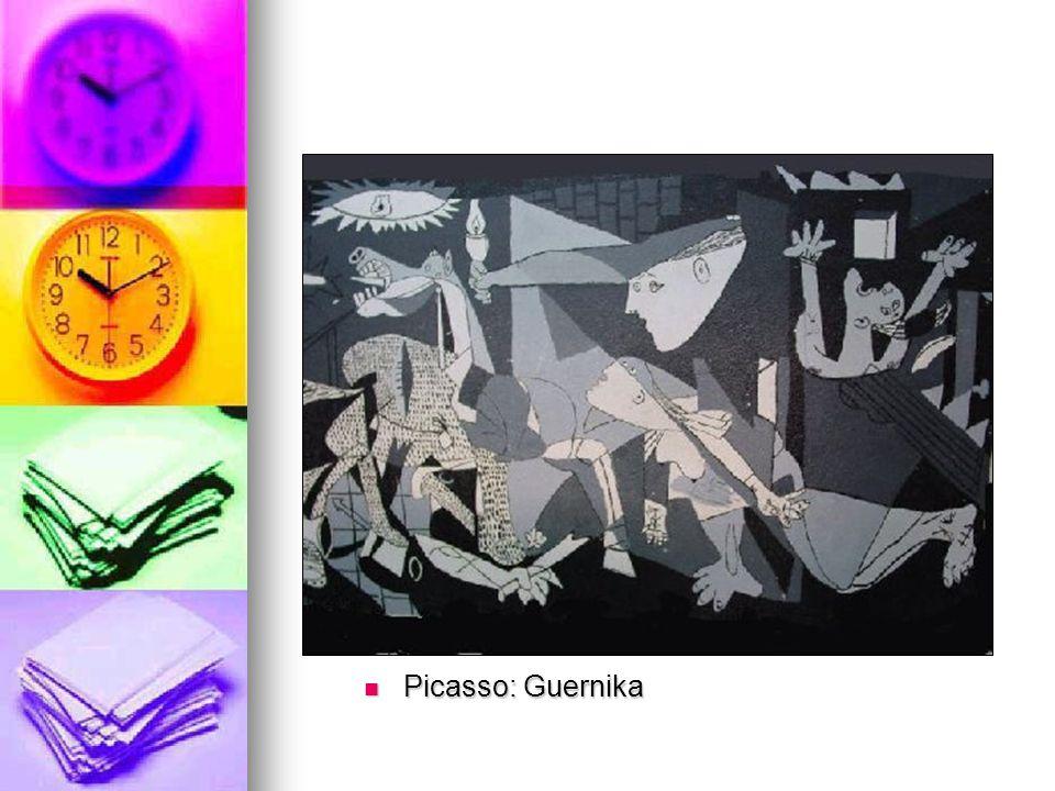 Picasso: Guernika