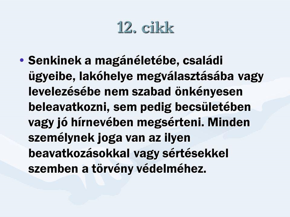 12. cikk