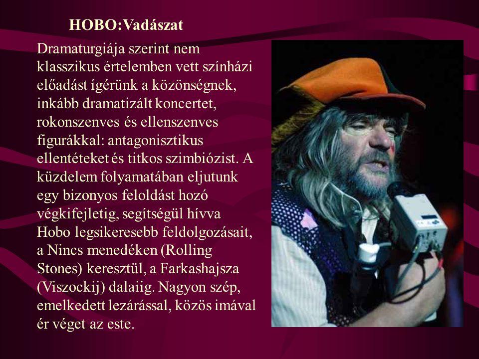 HOBO:Vadászat