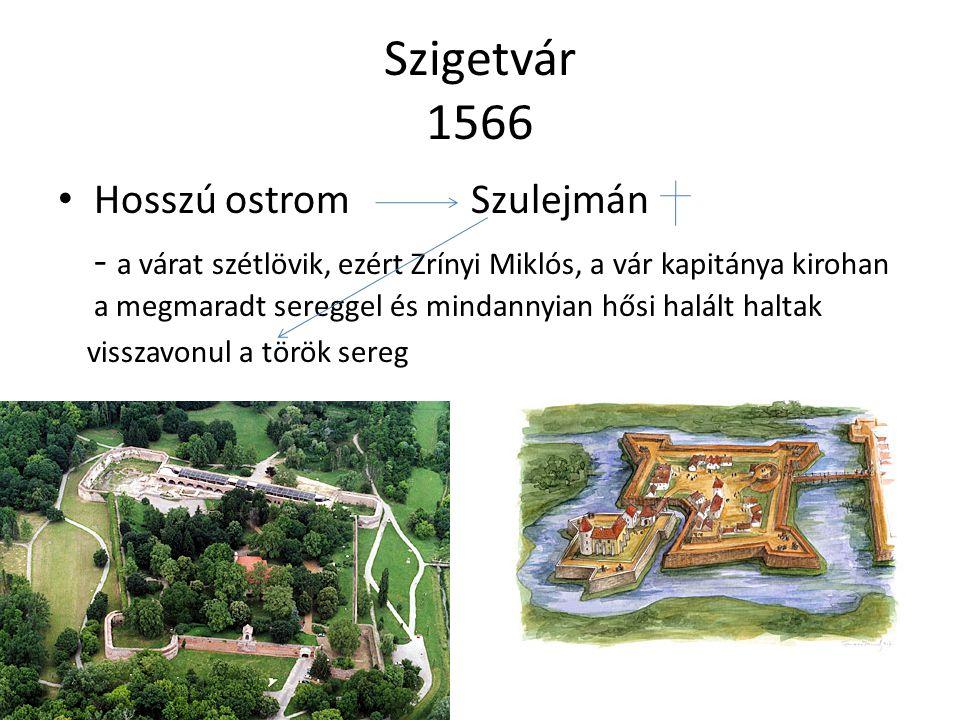 Szigetvár 1566 Hosszú ostrom Szulejmán