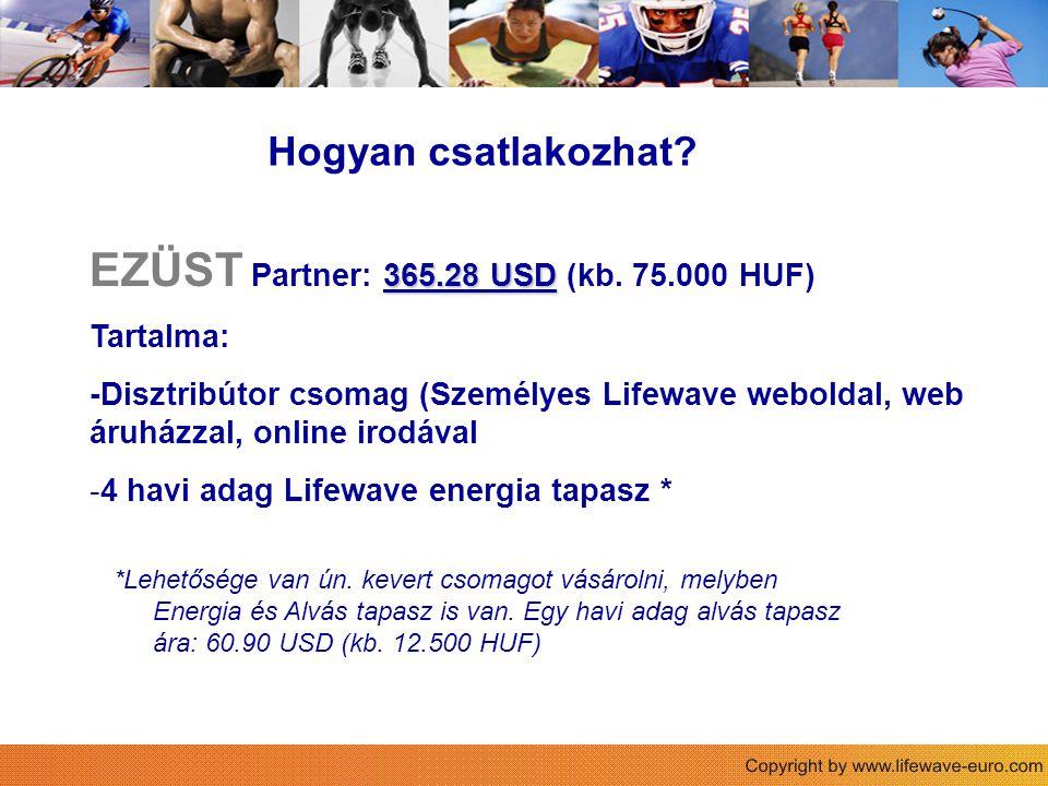 EZÜST Partner: 365.28 USD (kb. 75.000 HUF)