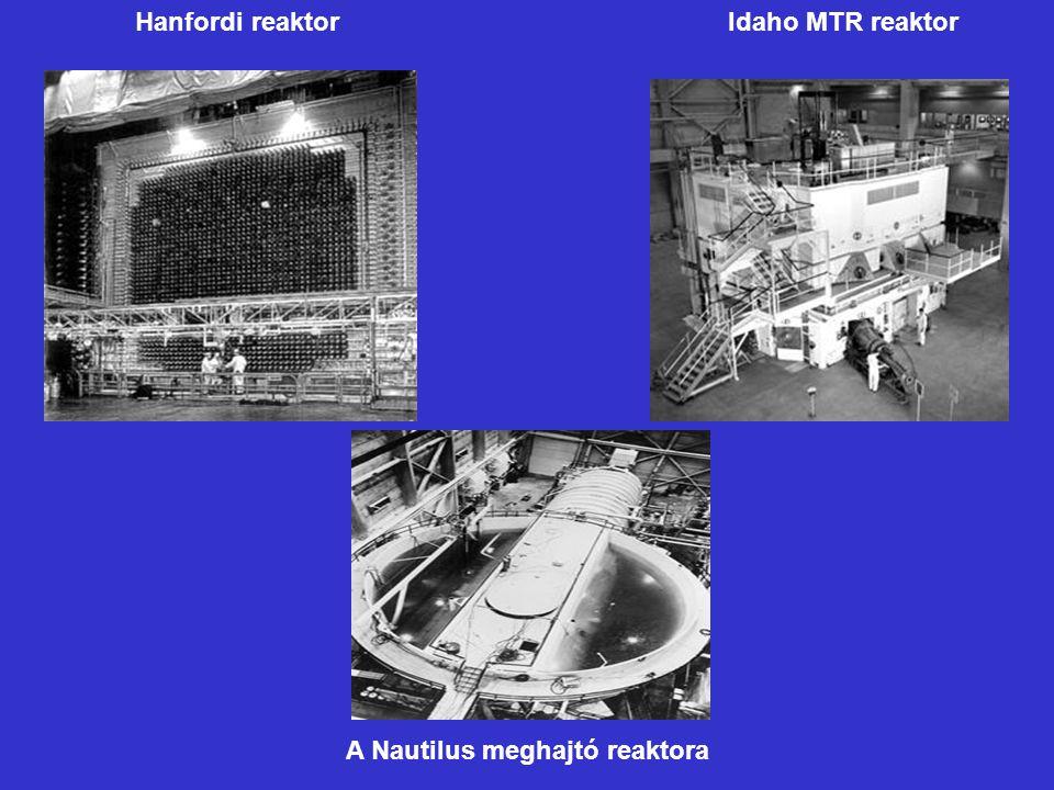 A Nautilus meghajtó reaktora