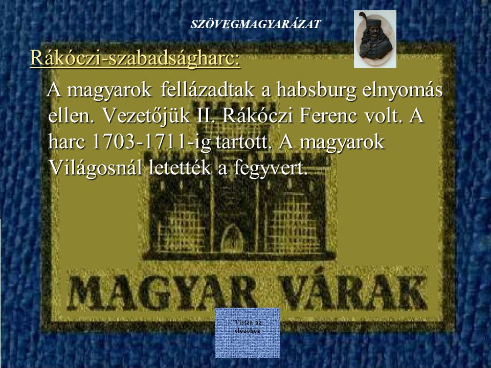 Rákóczi-szabadságharc: