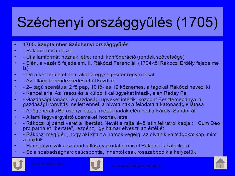 Széchenyi országgyűlés (1705)