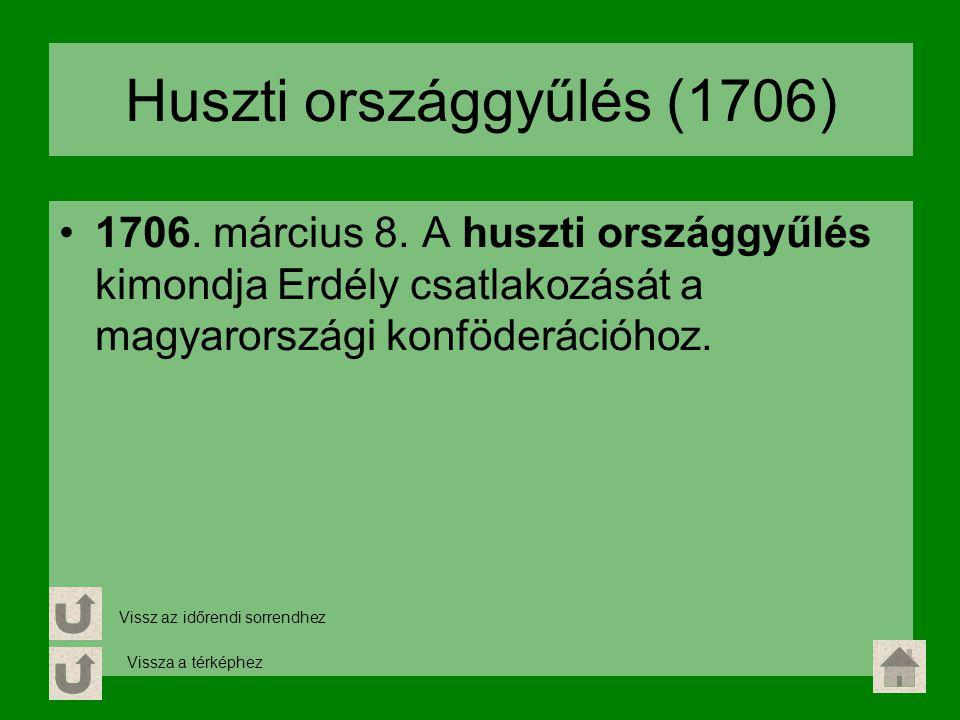 Huszti országgyűlés (1706)
