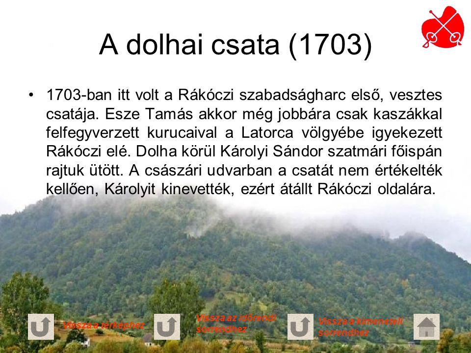 A dolhai csata (1703)