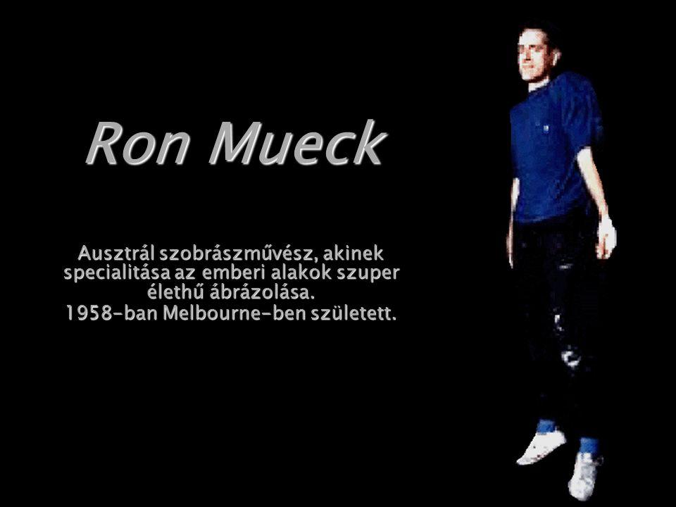 1958-ban Melbourne-ben született.