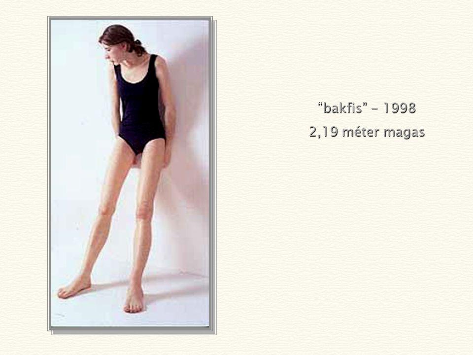 bakfis - 1998 2,19 méter magas