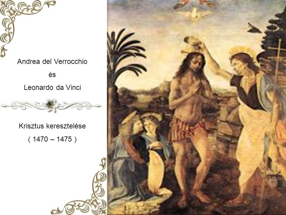 Krisztus keresztelése