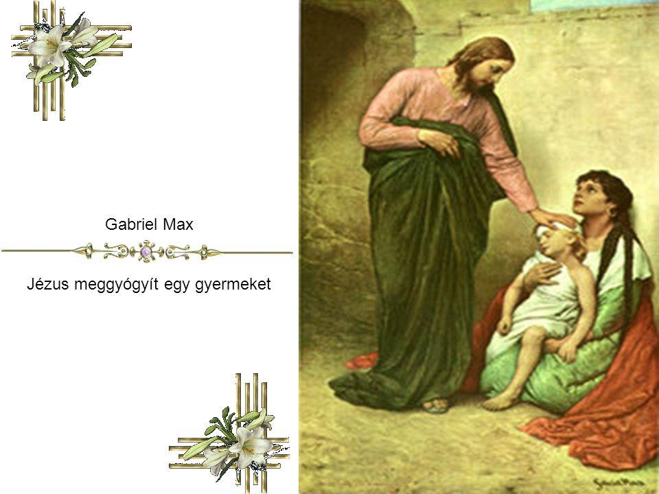 Jézus meggyógyít egy gyermeket