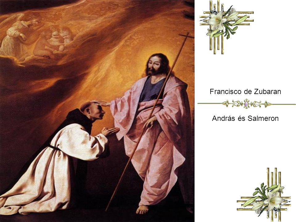 Francisco de Zubaran András és Salmeron