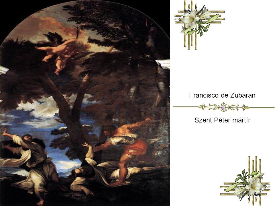 Francisco de Zubaran Szent Péter mártír