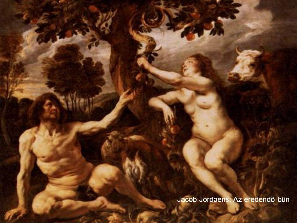 Jacob Jordaens: Az eredendő bűn