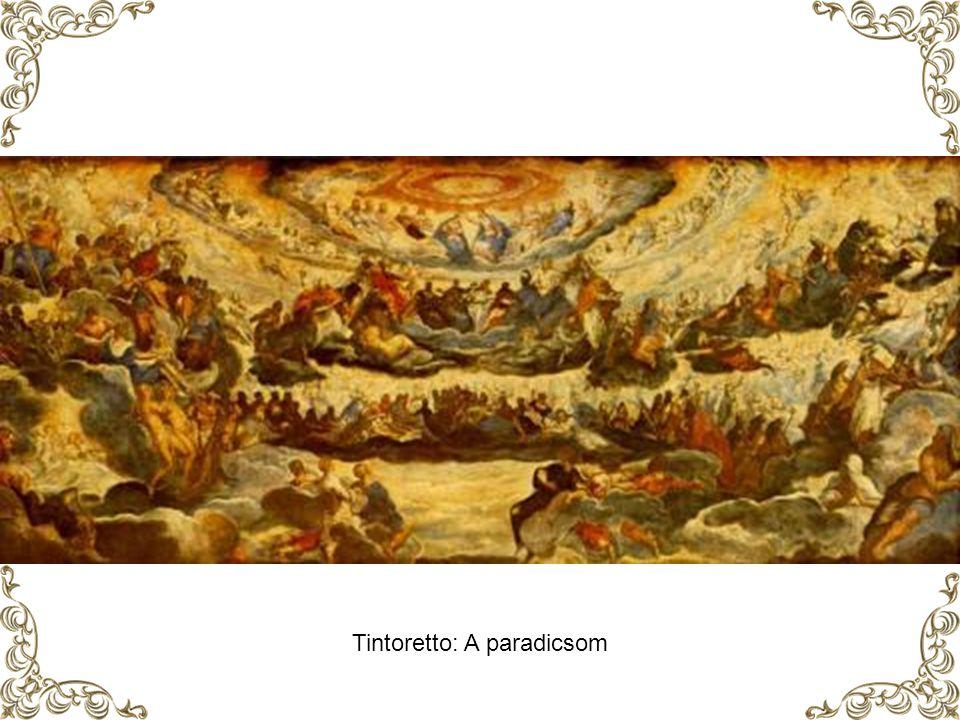 Tintoretto: A paradicsom