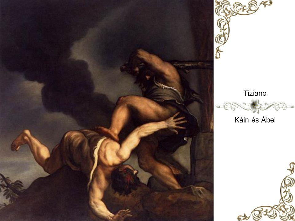 Tiziano Káin és Ábel