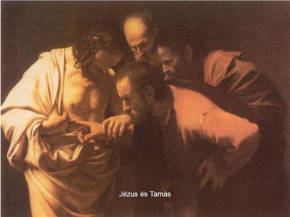 Jézus és Tamás