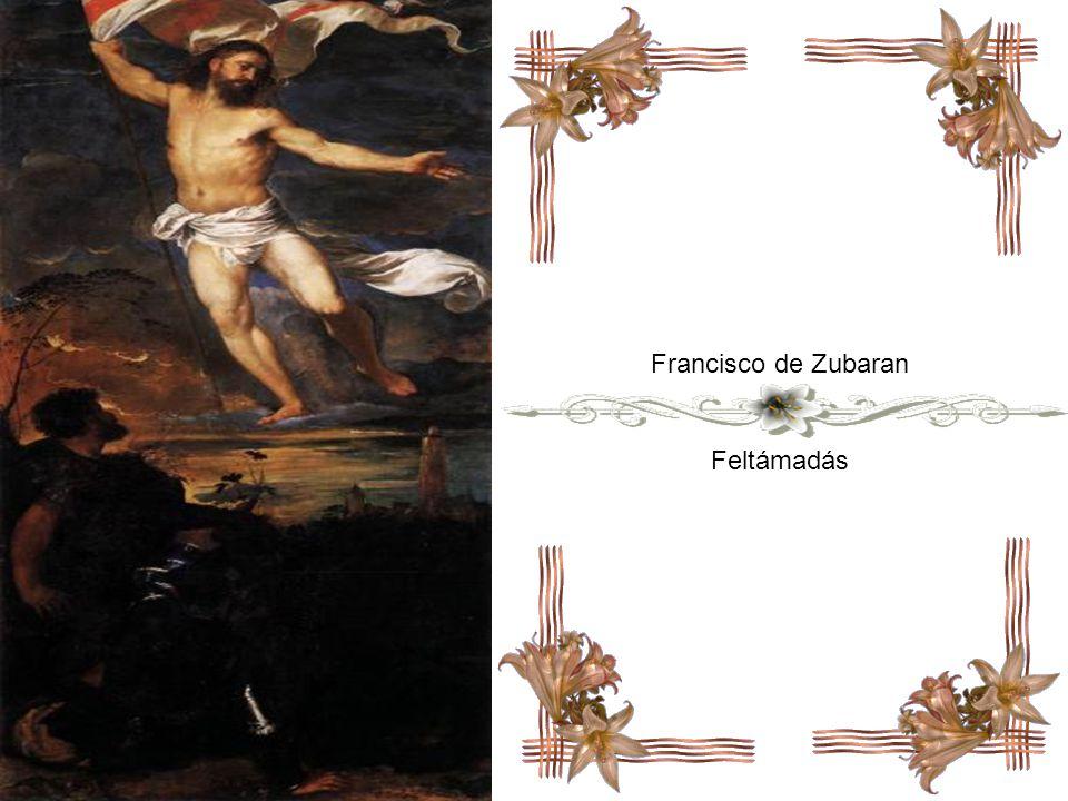 Francisco de Zubaran Feltámadás
