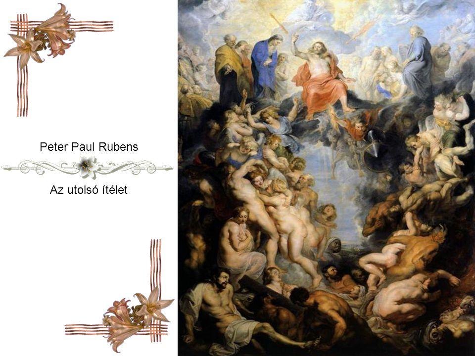 Peter Paul Rubens Az utolsó ítélet