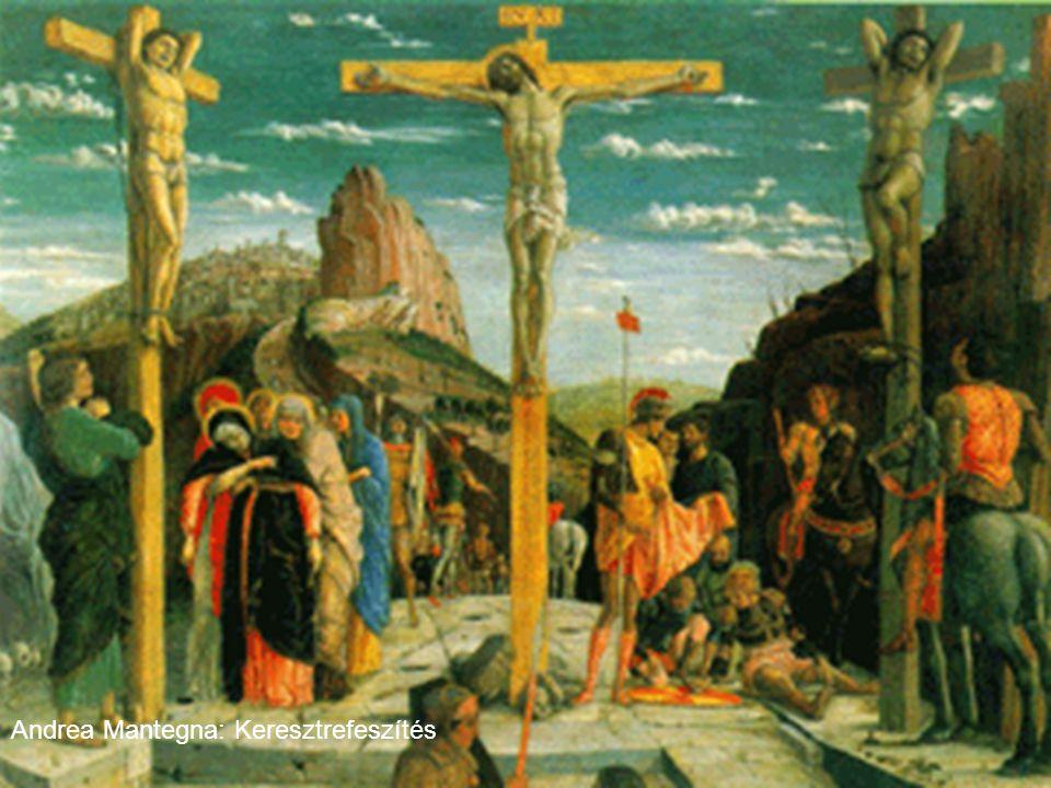 Andrea Mantegna: Keresztrefeszítés